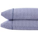 John Robshaw ^ Kesar Indigo Pillowcases (Pair)