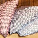 Christian Fischbacher ^ Vichy Pillowcases (Each)