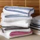 Matouk ^ Whipstitch Guest Towel (14x21