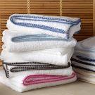 Matouk ^ Whipstitch Wash Cloth (13x13