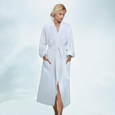 Astreena Blanc Bath Robe