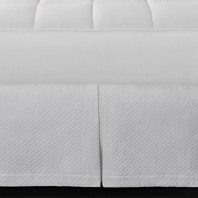 Bari Matelassé Bed Skirts