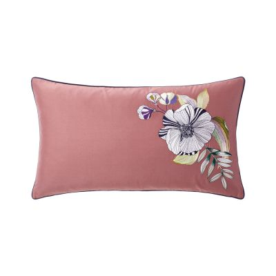 Belle de Nuit Decorative Pillow