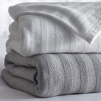 Bessini Blankets by Sferra