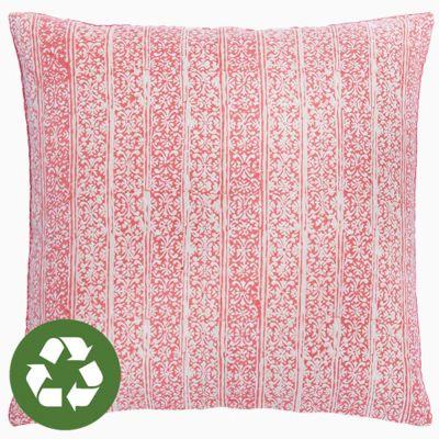 Bila Coral Decorative Pillow