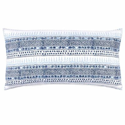 Primrose Indigo Pillow