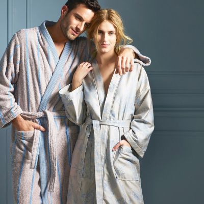 Bois Bath Robes by Yves Delorme.