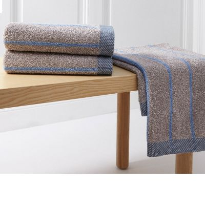 Bois Towels by Yves Delormes