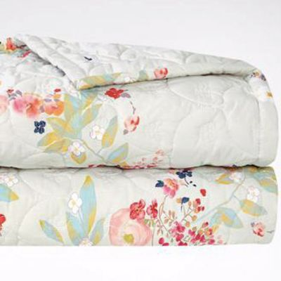 Boudoir Quilted Coverlet