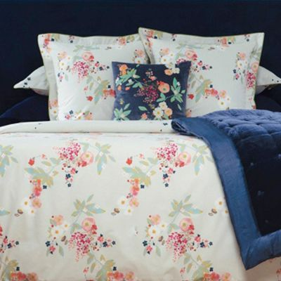 Boudoir Duvet Cover & Shams by Yves Delorme
