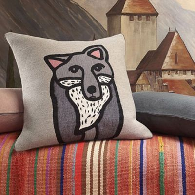Jean-Loup Brume Decorative Pillow