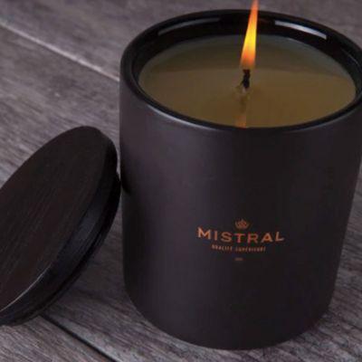 Mens Mistral Candle
