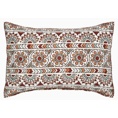 Cheka Decorative Pillow by John Robshaw