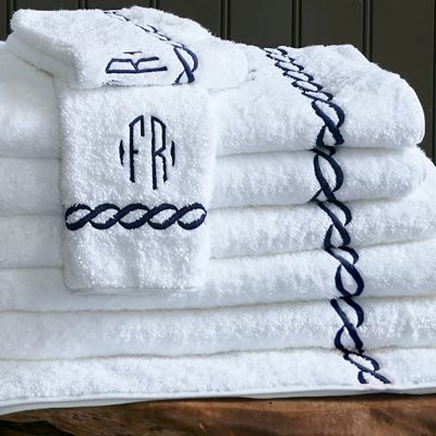 Classic Chain Towel Collection