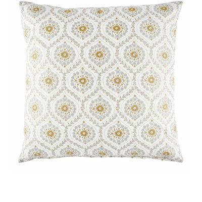 Ditti Metallic Euro Decorative Pillow