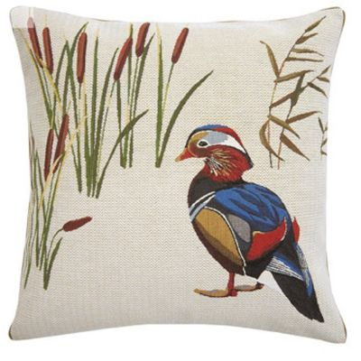 Edgar Blanc Decorative Pillow by Iosis