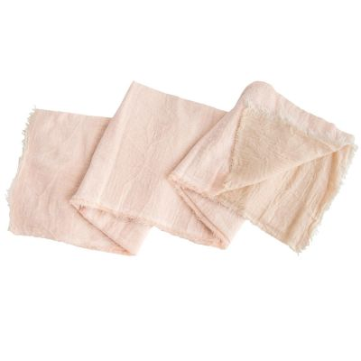 Elba Blush Throw