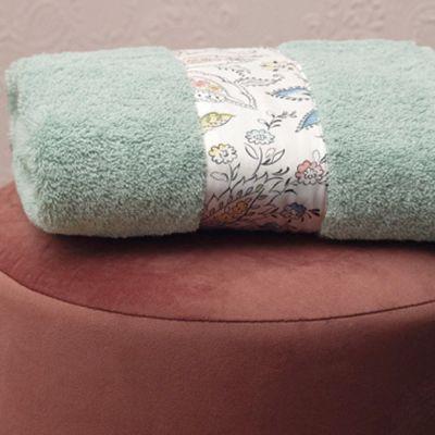 Elegante Celadon Towel
