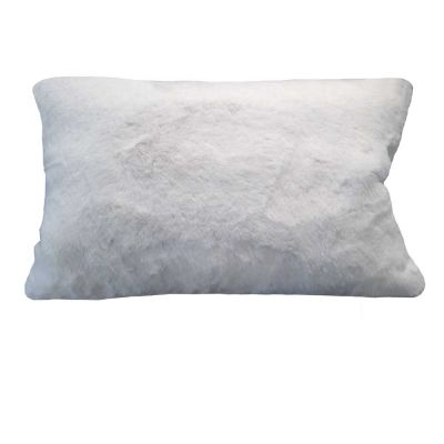 Faux Fur Decorative Pillow by Evelyn Prelonge