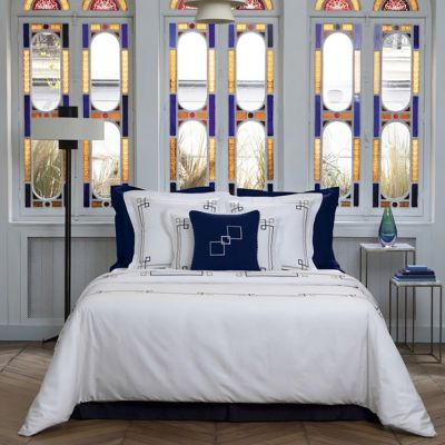 Escale Duvet Cover & Shams by Yves Delorme