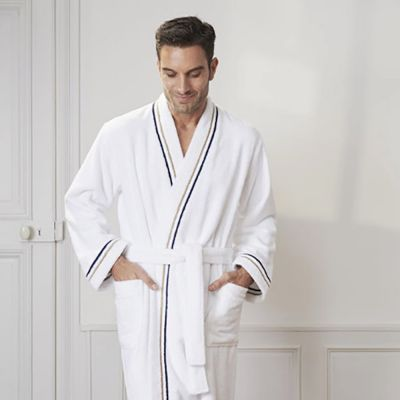 Mens Kimono Robe