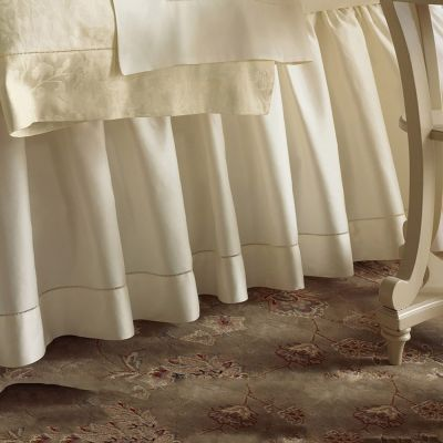 Fiona Gathered Bed Skirts by Sferra