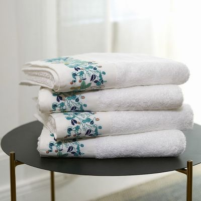 Flora Bath Linen Collection