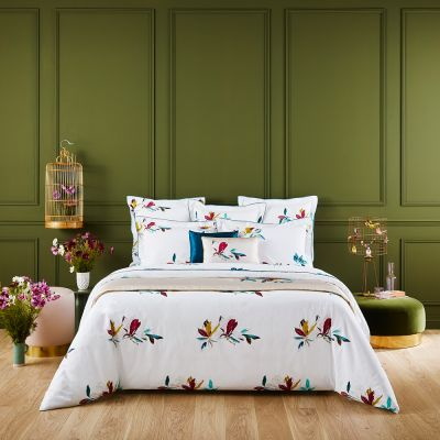 Fougue Reversible Duvet Cover & Shams