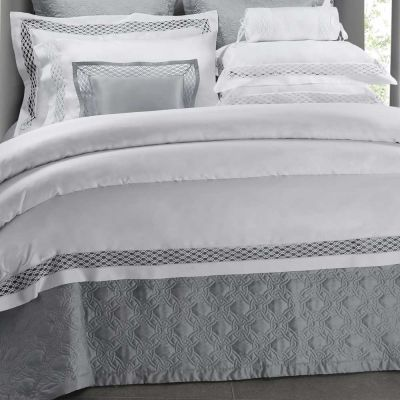 Galon Lace Duvet Covers & Shams by Dea