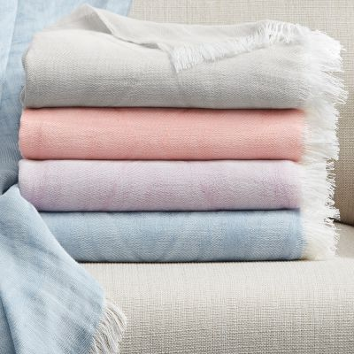 Glima Linen/Cotton Throws