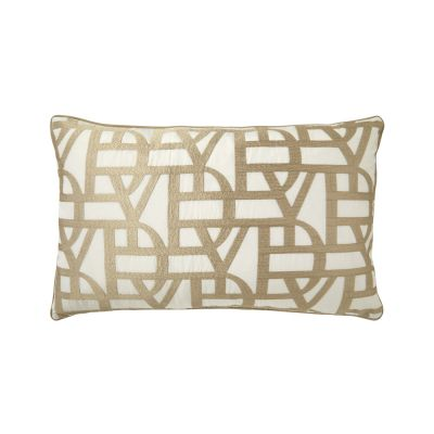 Initial Decorative Pillow