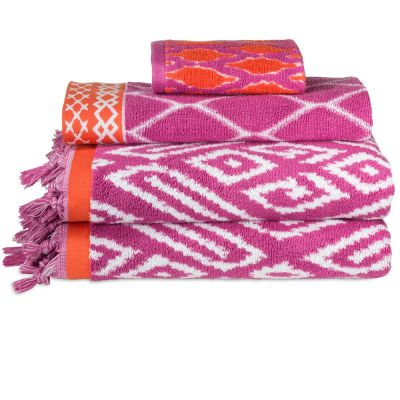 Kalasin Lotus Towels