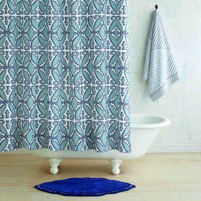 Khoma Slate Shower Curtain