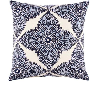 Kumera Indigo Euro Pillow