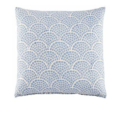 Laal Light Indigo Decorative Pillow