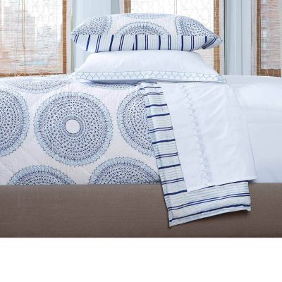 Lapis Quilts & Shams