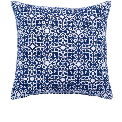 "Lavanna Indigo Pillow (20x20"")"