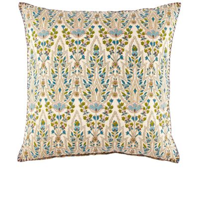 Lina Peacock Decorative Pillow
