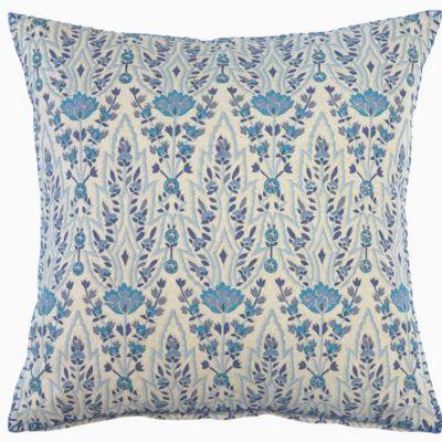 Lina Turquoise Decorative Pillow