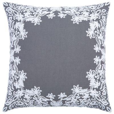 Majjan Gray Decorative Pillow