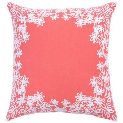 Majjan Coral Decorative Pillow