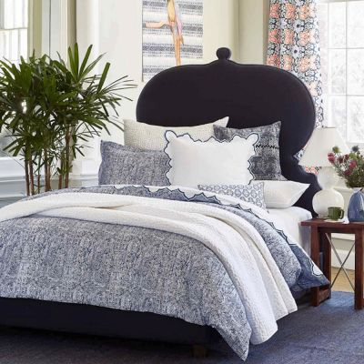 Makasa Duvet Cover & Shams by John Robshaw