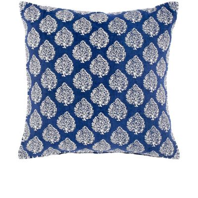 Mali Indigo Decorative Pillow
