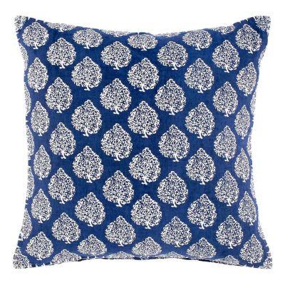Mali Indigo Decorative Pillow