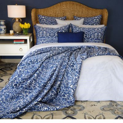 Persian Azul Bedding Collection by The Brass Bed