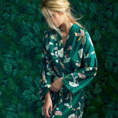 Miami Kimono Robe