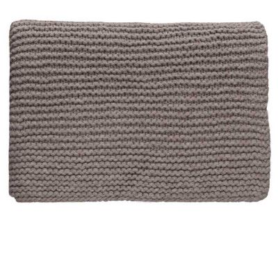 Morgan Light Taupe Throw