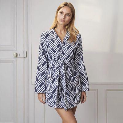 Naussica Womens Robe