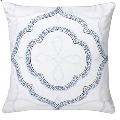Odyssee Decorative Pillow by Yves Delorme