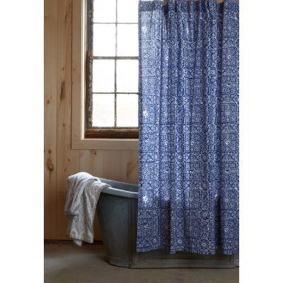 Onati Shower Curtain by John Robshaw